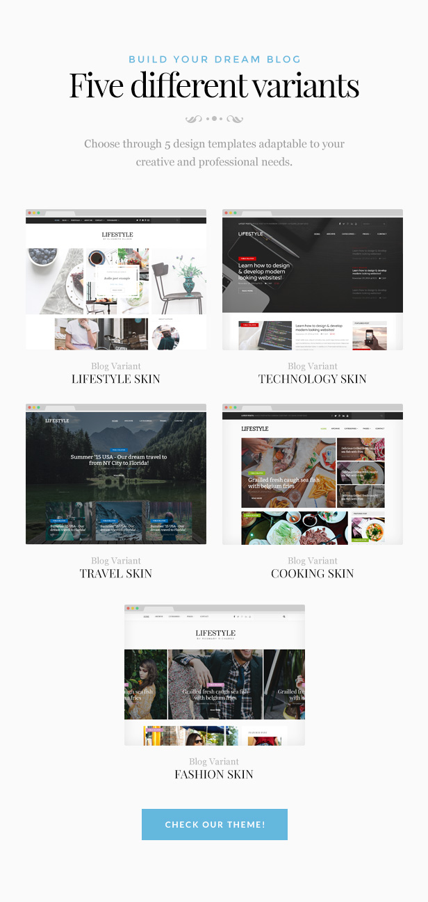 8theme studio support lifestyle - responsive wordpress blog theme (personal) Lifestyle – Responsive WordPress Blog Theme (Personal) 2