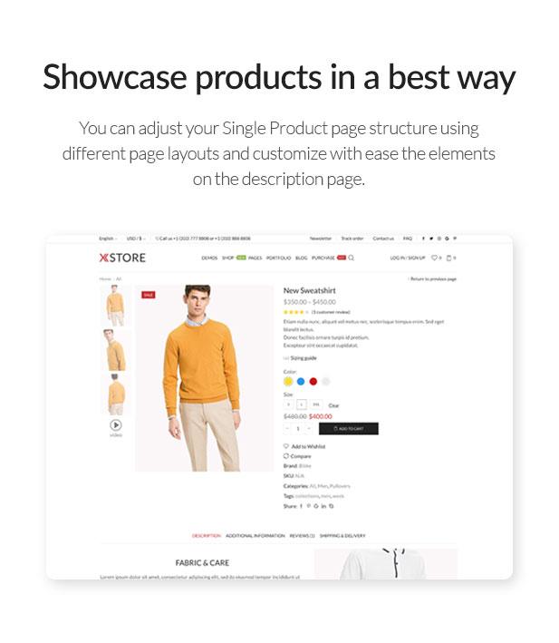 Xstore WooCommerce WordPress - product