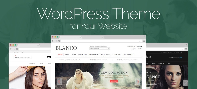 Choosing a True WordPress Theme for Your Website