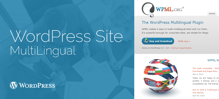 . Our premium WordPress themes are quite effective when it comes to multi-lingual support.