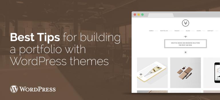 Create a Portfolio on a WordPress Website