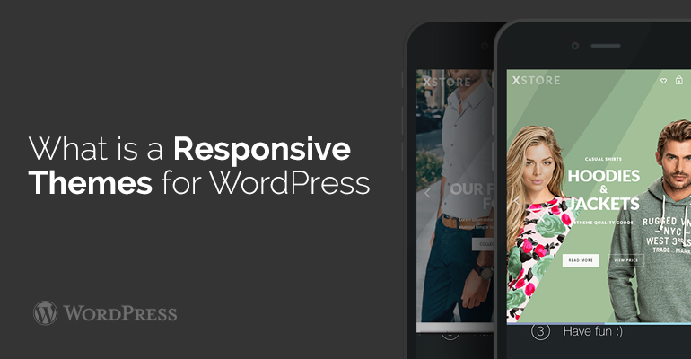 responsive themes for wordPress