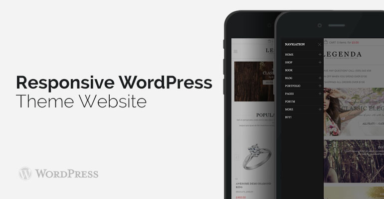 responsive themes for wordpress